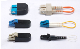Fiber Optic Loopback Cable